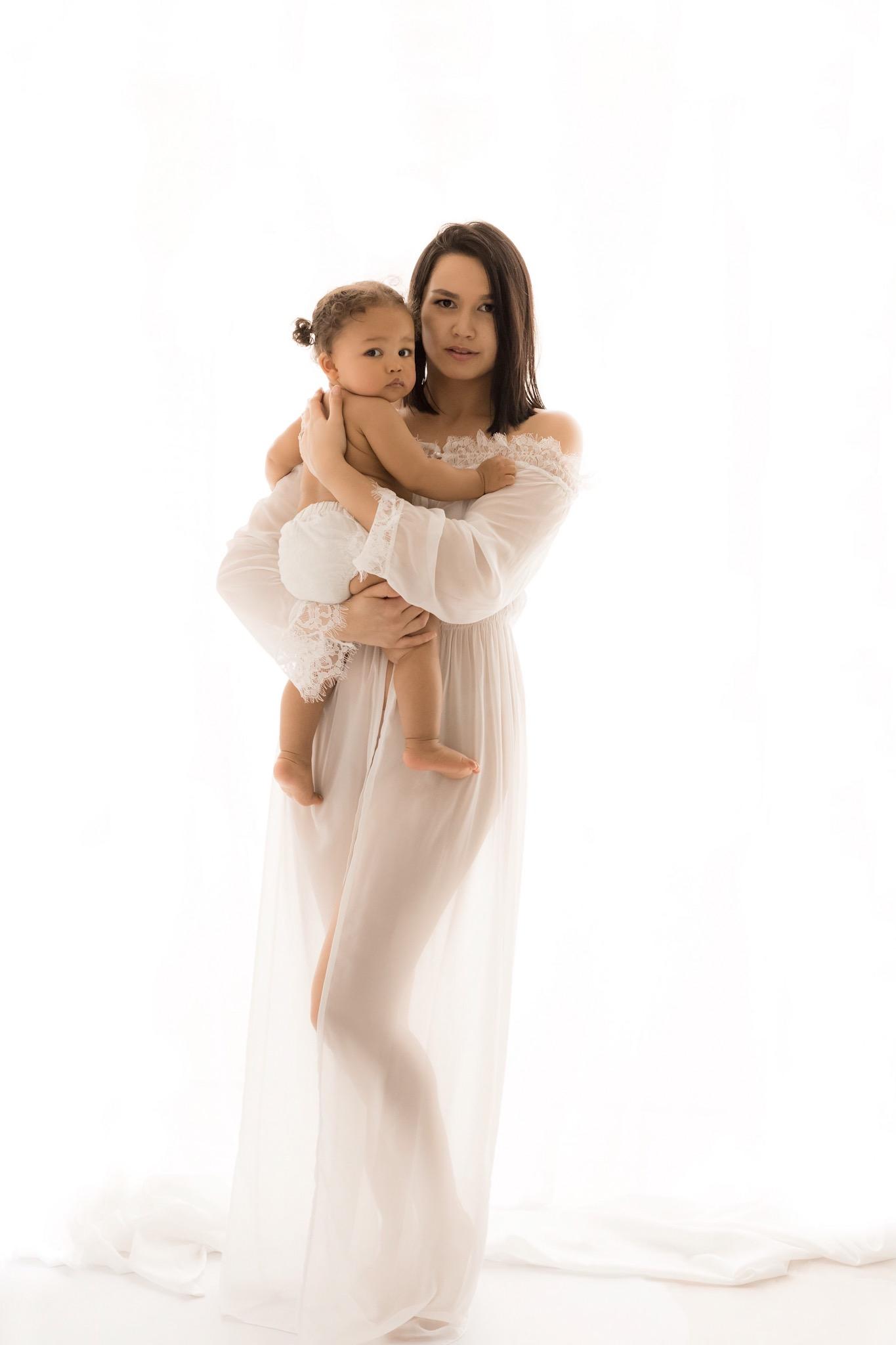 séance photo bébé et moi